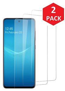 2x Samsung Galaxy A51 2020 - A21s A41 A71 A40 A50 Panzerfolie Echt SchutzGlas