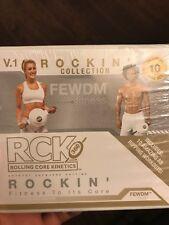 Rck 360 Rolling Core Kinetics 10 Disk Dvd Set Ab Workouts Fewdm Fitness Rockin