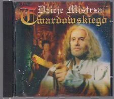 ANDRZEJ KORZYNSKI - DZIEJE MISTRZA TWARDOWSKIEGO 1996 KOCH TOP RARE OOP CD