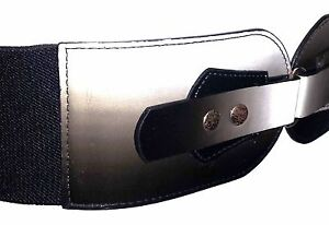 FASHION STRETCH WOMENS OMBRE BELT S/MED