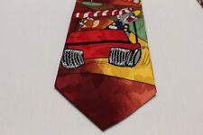 Tom & Jerry - Cartoon Network - Retro 1993 - Silk Blend Neck Tie!
