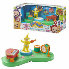 CBeebies Teletubbies Music Day Playset with sound effects & Laa-Laa figure. New!