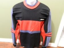 Vtg Steffner  Sweater Padded Ski sz MEDIUM