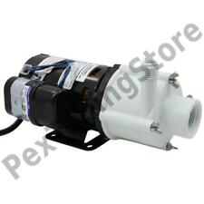 4-MD-SC Magnetic Drive Pump for Semi-Corrosive, 1/10 HP, 115V