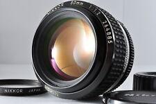 Nikon NIKKOR Ai-s Ais 50mm f/1.2 MF LENS F Mount [TOP Nuovo di zecca] E042201