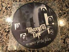 Mercyful Fate Picture Disc! Limited. Iron Maiden Black Sabbath Metallica Kiss