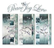 Peace Joy Love McKenna Ryan Pine Needles 3 Quilt Pattern Set