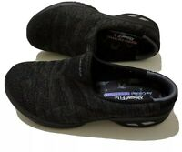 Women's Skechers Relaxed Fit Air-Cooled Memory Foam Slip on Shoe Size 6 Display