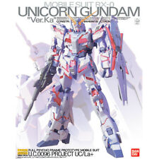 Bandai Hobby RX-0 Unicorn Gundam Ver. Ka Ver.Ka MG 1/100 Model Kit USA Seller