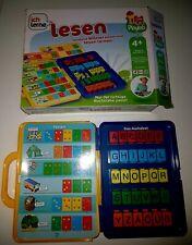 Jumbo ich lerne Lesen Kinder Spiel Lernspiel