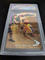1997 Kobe Bryant Topp's Finest Embossed Creators Die Cut Rookie RC Mint 9 RARE!!