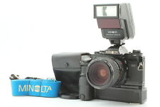 [Exc+5] Minolta X-700 MPS + Motor Drive 1+  MD Zoom 35-70mm f3.5 From JAPAN#175