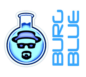 Burg Blue (Blueberry Menthol) Concentrate 10/30/100ml by FlavourMeister