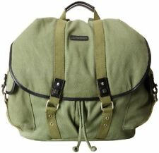 Bodhi Luggage Canvas Laptop Backpack, Vintage Army, One Size