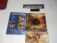 INFRAVISION-this epilectic serenity,cd+2 flyers,machine head,pain of salvation