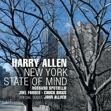 Harry Allen - New York State of Mind [New CD]