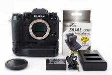 Fujifilm X-T1 Mirrorless Digital Camera + VG-XT1 Near Mint From Japan #641878