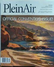 Plein Air Magazine May 2017 Official Convention Issue Painting FREE SHIPPING sb
