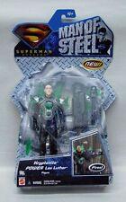 Superman Returns Man of Steel Kryptonite Power Lex Luthor Mattel NIP 5in S123-14