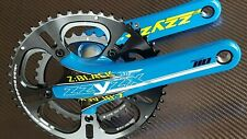 ZZYZX Chainset CARBON BB30 Road Bike 50+34t COMPACT 10/11 Speed Crankset (NEW)