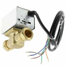 Zone Valve 22mm for Honeywell V4043 Tower Grasslin 2 Port Valve Wires V4043h1056