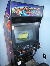 Cruis'n Exotica Sitdown Driving Arcade Video Game-Free Shipping