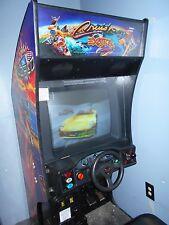 Cruis'n Exotica Sitdown Driving Arcade Video Game-FREE SHIPPING