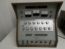 GUILDLINE TYPE 9930 DIRECT CURRENT COMPARATOR POTENTIOMETER W/ AMPLIFIER  9460