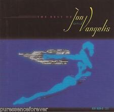 JON & VANGELIS - The Best Of Jon & Vangelis (West German 9 Tk CD Album)