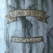 Bon Jovi : New Jersey CD