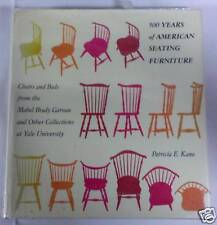 300 Years of American Seating Furniture by Patricia ...