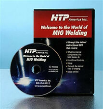 Welcome to the World of MIG Welding (DVD) / welding / auto body / auto panel