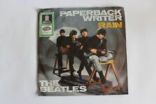 Single BEATLES Paperback Writer/ Rain  Odeon 23210  1966