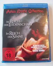 Im Reich der Leidenschaft / Im Reich der Sinne (Blu-Ray) Asian Erotic Collection