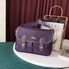 Longchamp Le Pliage CLUB ANTIQUE Umhängetasche Crossbody Bag Messenger Purple