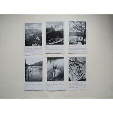 ENSEMBLE de 6 IMAGES PIEUSES - Jacques-Petit, Angers