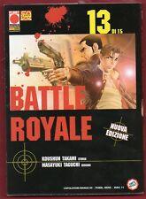 BATTLE ROYALE 13 - PLANET Manga/Panini Comics