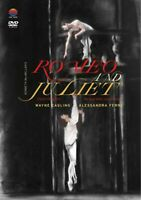 Romeo et Juliet The Royal Ballet, Covent Jardin (1984) DVD Neuf / Scellé