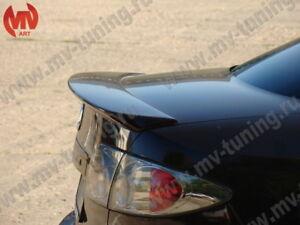 Rear Trunk Lip Spoiler (Pad) for Mazda 6 / Atenza GG 2004-2008