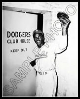 Jackie Robinson #8 Photo 8X10  1946 Montreal Royals Dodgers Buy Any 2 Get 1 FREE