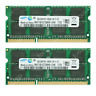 Samsung 16GB KIT 2X8GB 10600S PC3-1333Mhz 1.5V 204pin SO-DIMM Laptop Memory RAM