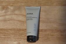 Ahava Refreshing Cleansing Gel Time To Clear 3.4 Fl Oz New And Sealed