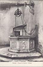 ROMA - CASTEL S. ANGELO - POZZO - NV