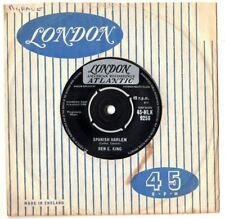 """SOUL.BEN E.KING.SPANISH HARLEM / FIRST TASTE OF LOVE.UK ORIG 7"""" & CO/SL.EX+"""
