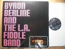 LP, Byron Berline And The L.A. Fiddle Band, Metronome, BRD 1980