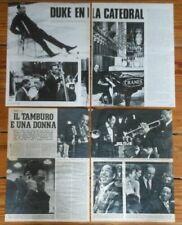 Revistas de música, danza y teatro