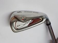 Wilson Staff Di9 6 Iron TX99 Uniflex Steel Shaft