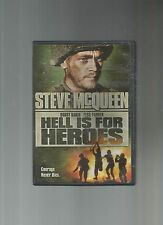 Hell Is for Heroes, Steve McQueen, Bobby Darin, Fess Parker, DVD