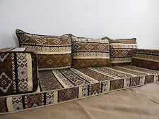 arabic seating,arabic furniture,oriental seating,floor sofa,floor seating -MA 13