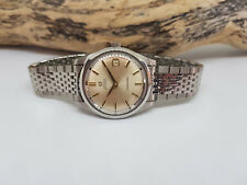 Used VINTAGE 1966 OMEGA Seamaster cadran argent Date Auto CAL:565 Man's Watch